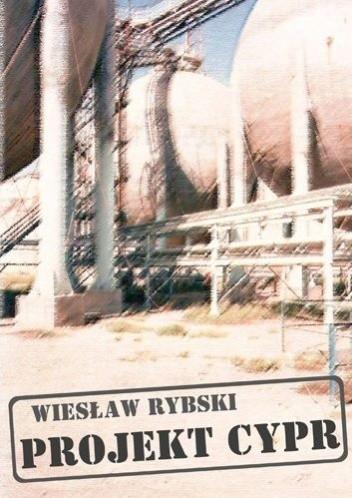 Okładka książki Projekt Cypr