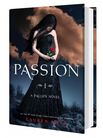 Okładka książki Passion