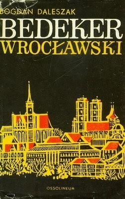 Okładka książki Bedeker wrocławski