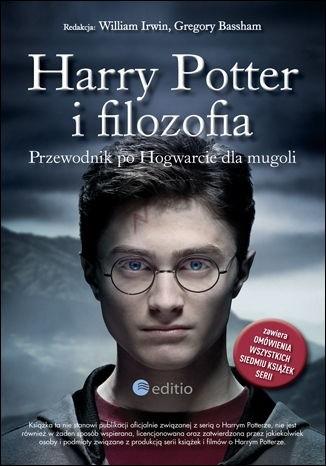 Okładka książki Harry Potter i filozofia. Przewodnik po Hogwarcie dla Mugoli
