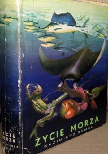 Okładka książki Życie morza