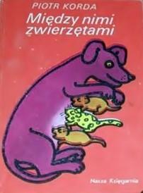 Okładka książki Między nami zwierzętami
