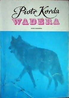 Okładka książki Wadera