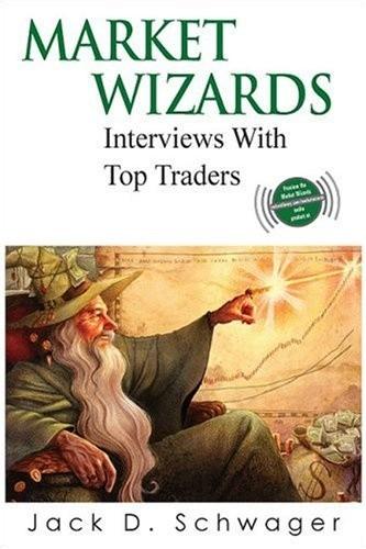Okładka książki Market Wizards: Interviews with Top Traders