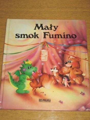 Okładka książki Mały smok Fumino