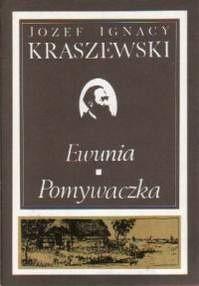 Okładka książki Ewunia. Pomywaczka