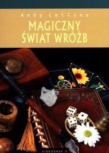 Okładka książki Magiczny Świat Wróżb