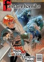 Fantasy Komiks t.11