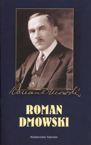 Okładka książki Roman Dmowski