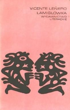 Okładka książki Łamigłówka