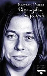 Okładka książki 45 pomysłów na powieść. Strony B singli 1992-1996