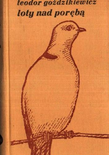 Okładka książki Loty nad porębą