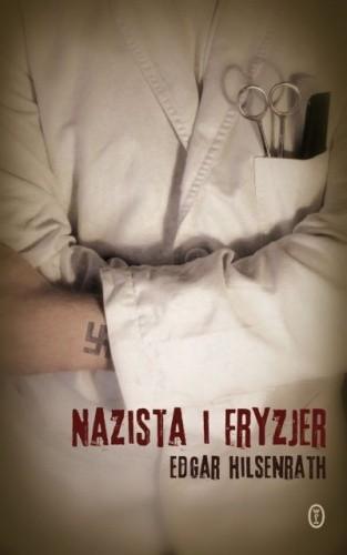 Okładka książki Nazista i fryzjer