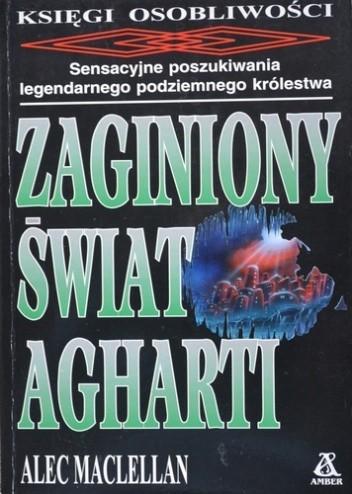 Okładka książki Zaginiony Świat Agharti