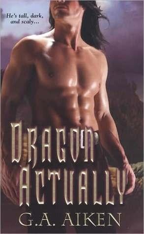 Okładka książki Dragon Actually