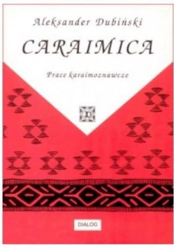 Okładka książki Caraimica. Prace karaimoznawcze