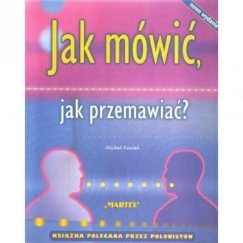 Okładka książki Jak mówić, jak przemawiać?
