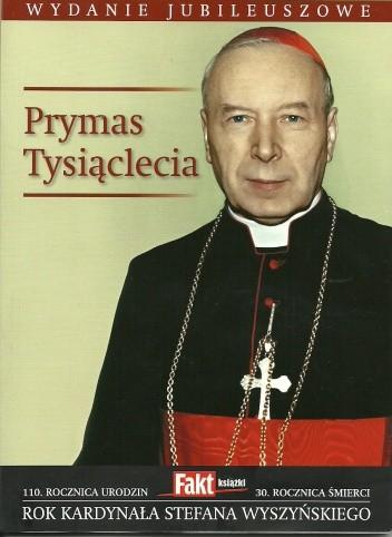 Okładka książki Prymas Tysiąclecia