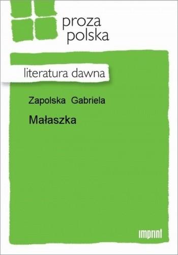 Okładka książki Małaszka