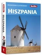 Okładka książki Hiszpania. Przewodnik ilustrowany