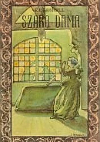 Okładka książki Szara dama. Nowela