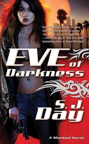 Okładka książki Eve of Darkness