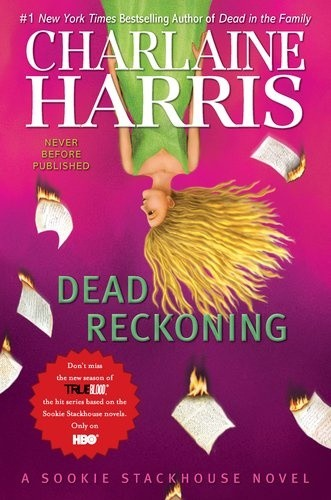 Okładka książki Dead Reckoning