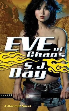 Okładka książki Eve of Chaos