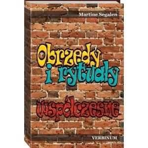 Okładka książki Obrzędy i rytuały współczesne