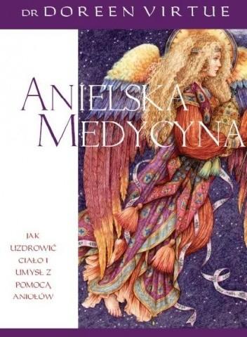 Okładka książki Anielska medycyna