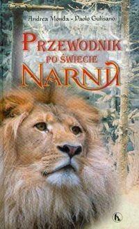Okładka książki Przewodnik po świecie Narnii