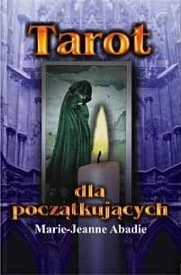 Okładka książki Tarot dla początkujących