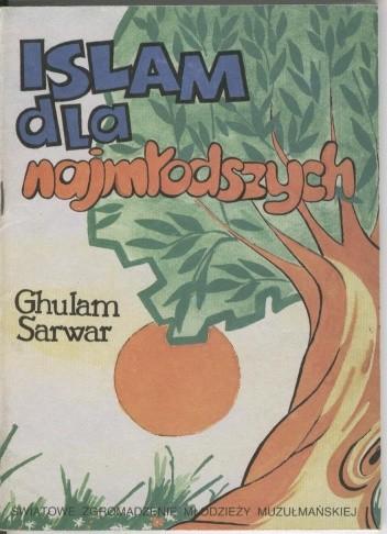 Okładka książki Islam dla najmłodszych