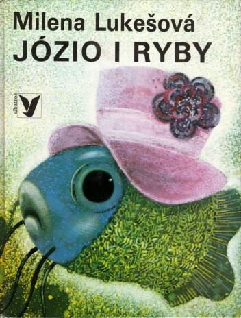 Okładka książki Józio i ryby