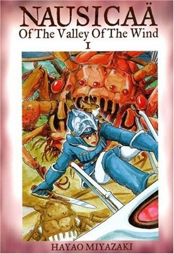 Okładka książki Nausicaä of the Valley of the Wind Vol. 1