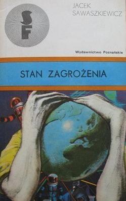Okładka książki Stan zagrożenia