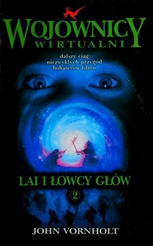 Okładka książki Lai i Łowcy Głów