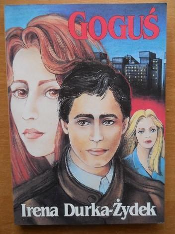 Okładka książki Goguś