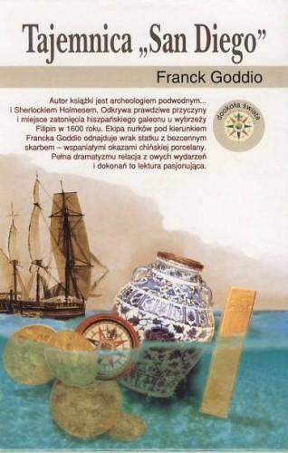 Okładka książki Tajemnica