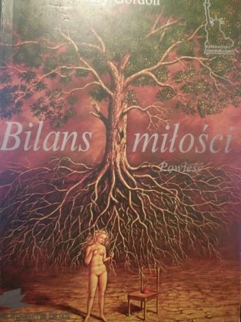 Okładka książki Bilans miłości
