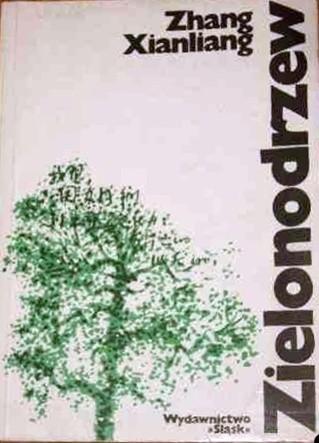 Okładka książki Zielonodrzew. Opowieść z cyklu