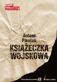 Okładka książki Książeczka wojskowa