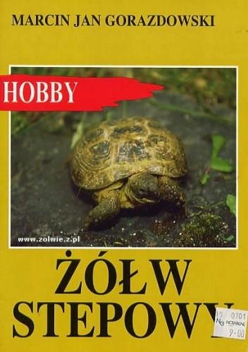 Okładka książki Żółw stepowy