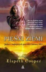 Okładka książki Pieśni Ziemi
