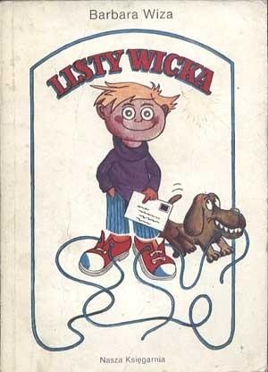 Okładka książki Listy Wicka