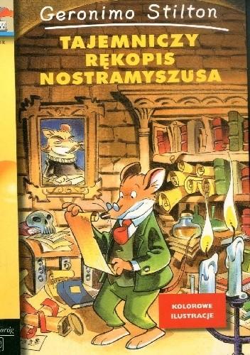Okładka książki Tajemniczy rękopis Nostramyszusa