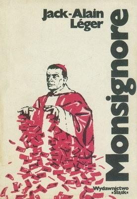 Okładka książki Monsignore