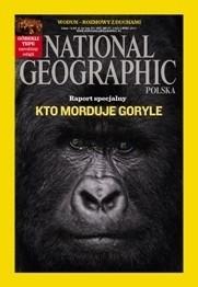Okładka książki National Geographic 7/2011