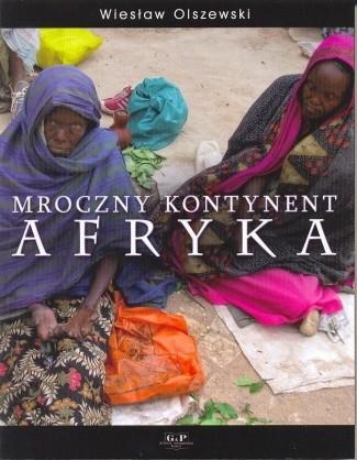 Okładka książki Mroczny Kontynent Afryka