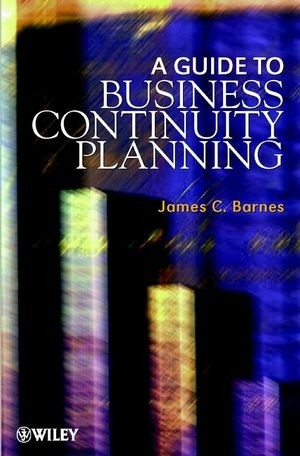 Okładka książki A Guide to Business Continuity Planning